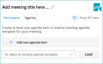 meeting-set-agenda