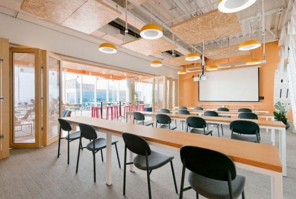 coworking conference rooms at wework